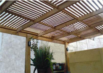Dise o fabricaci n mantenimiento p rgolas de madera for Cobertizo de madera ideas de disenos